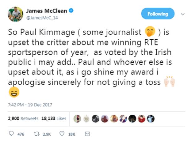 James McClean 1