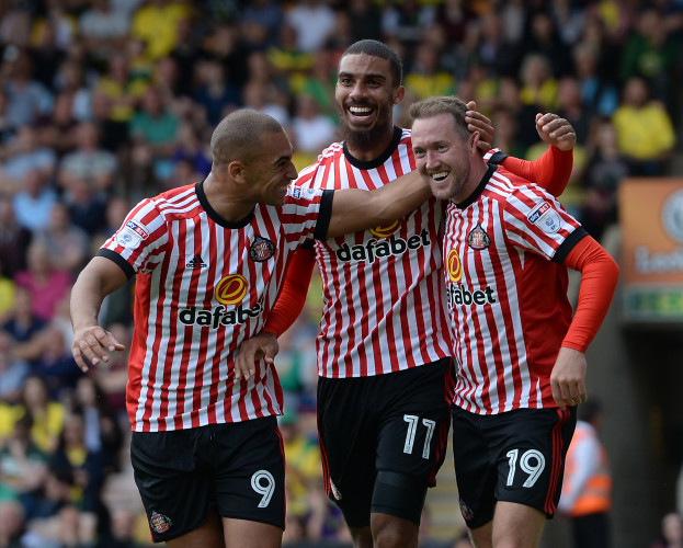 Norwich City v Sunderland - Sky Bet Championship - Carrow Road