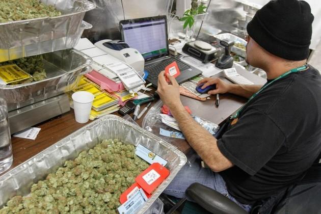 Retail Marijuana In Colorado - Denver