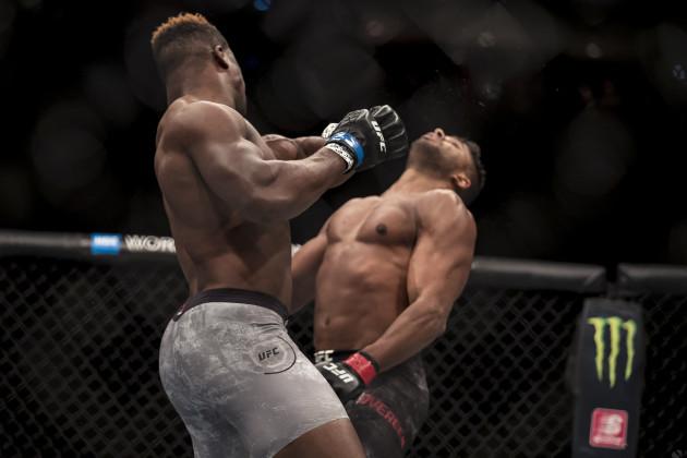 UFC 2017: 218 Holloway vs Aldo 2