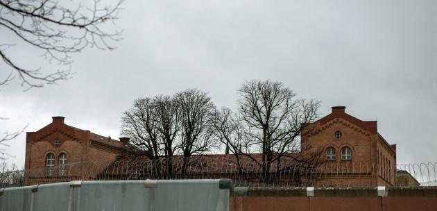 Ploetzensee penitentiary