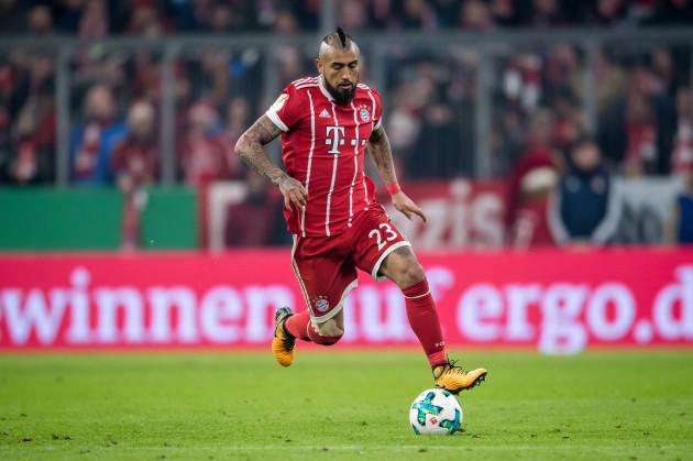 FC Bayern Munich vs Borussia Dortmund 2:1