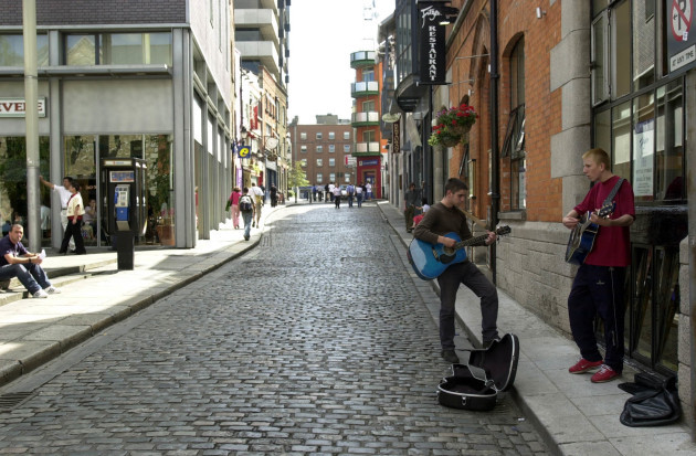 File Photo Dublin City Council to consider bylaws to regulate buskers. A public consultation on Dublin buskers found an overwhelming majority of concerns related to excessive noise, with many participants seeking a ban on amplification.