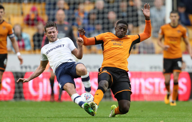 Wolverhampton Wanderers v Preston North End - Sky Bet Championship - Molineux