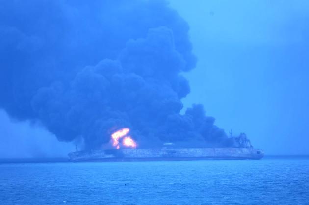 China Sea Collision