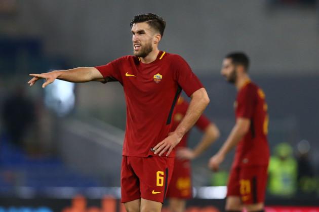 Italy: AS Roma v Atalanta BC - Serie A