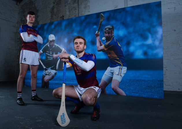 Electric Ireland GAA Higher Education Championships First.Class.Rivals Launch