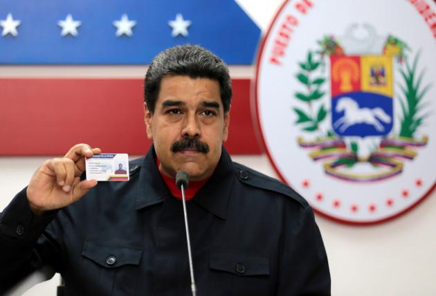 VENEZUELA-CARACAS-ELECTIONS