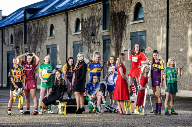 Launch Of The 2018 Littlewoods Ireland Camogie Leagues