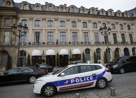 France Ritz Robbery