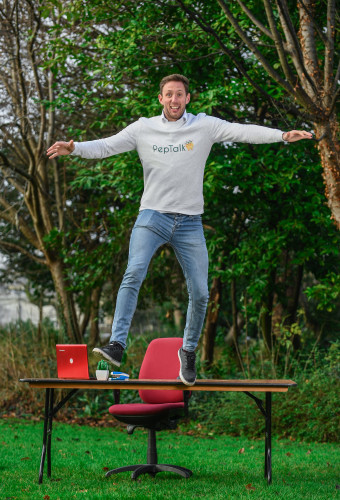 Peptalk All-Ireland Games Initiative Launch