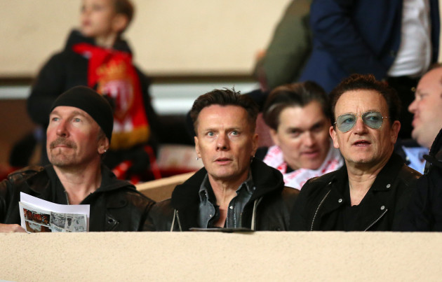 Larry Mullen sues contractors over construction of