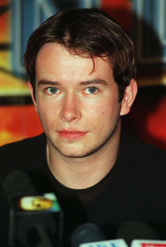 BOYZONE'S STEPHEN Gately