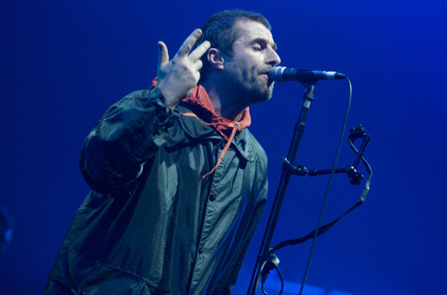 Liam Gallagher in concert - Birmingham