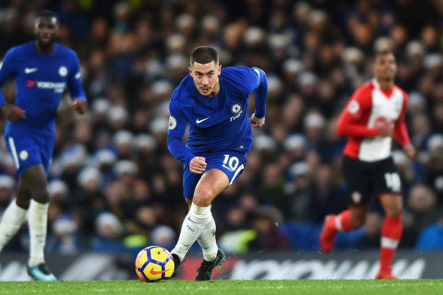United Kingdom: Chelsea v Southampton - Premier League