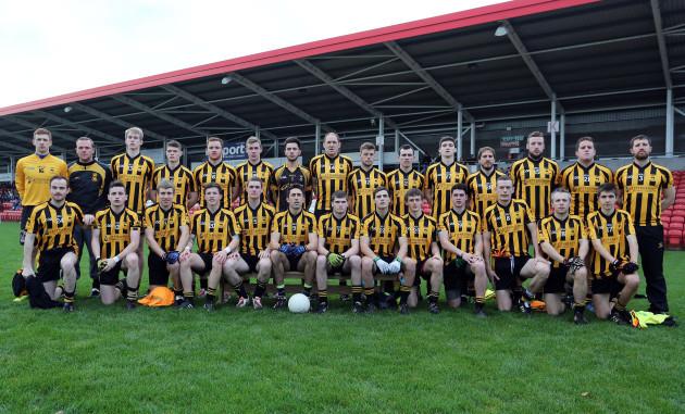 The St. Eunan's team