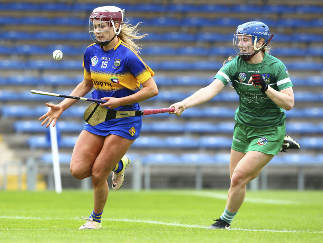 Orla O'Dwyer and Marian Quaid