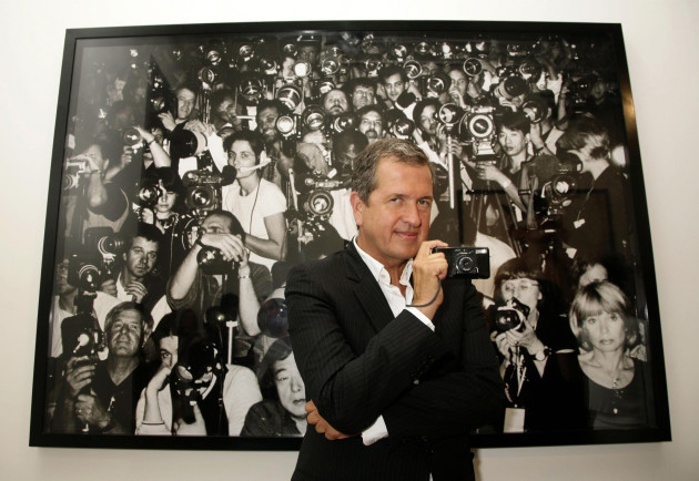 Mario Testino Launches 'Obsessed By You' Exhibition - London