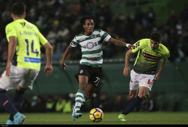 I League: Sporting vs Maritimo
