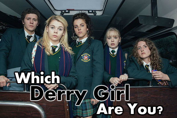 Which Derry Girl Are You? · The Daily Edge