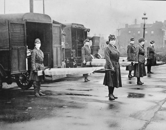 1918 Legacy Better Flu Shots