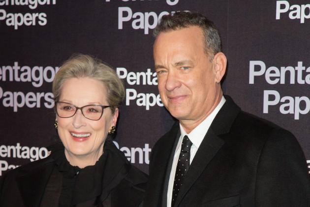 Pentagon Papers Paris film premiere