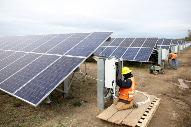 News: Solar Energy Farm
