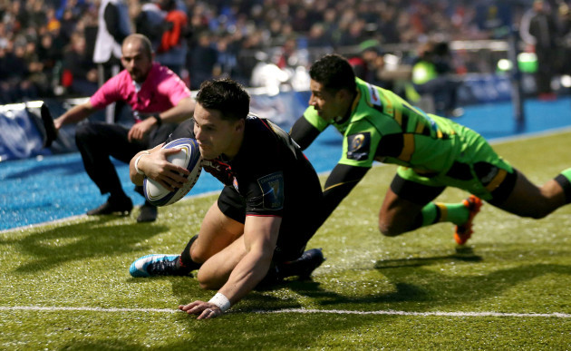 Saracens v Northampton Saints - European Rugby Champions Cup - Pool Four - Allianz Park