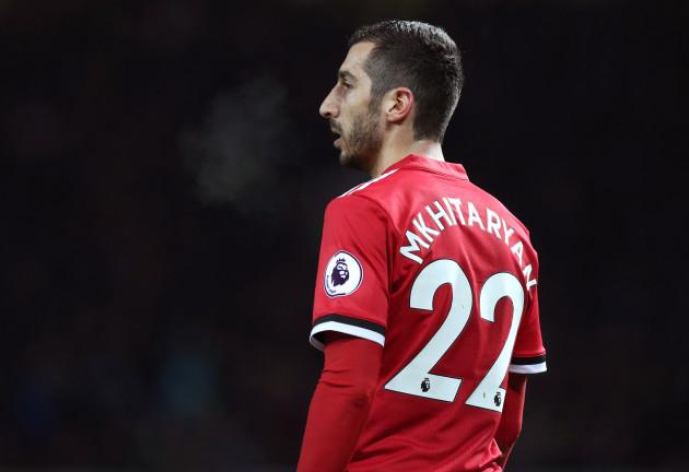Manchester United v Burnley - Premier League - Old Trafford