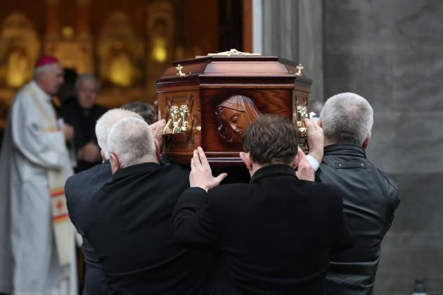 Dolores O'Riordan public reposal