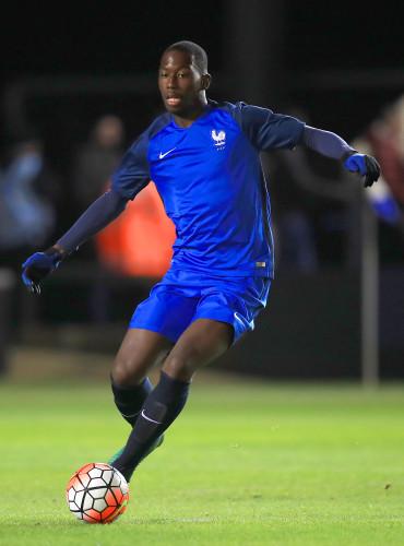 England U18 v France U18 - International Friendly - ABAX Stadium