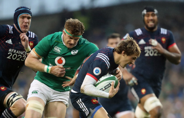 Ireland v France - RBS 6 Nations - Aviva Stadium