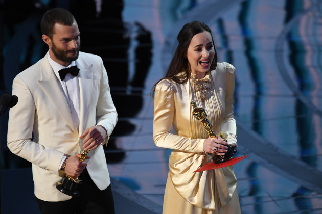 The 89th Academy Awards - Show - Los Angeles