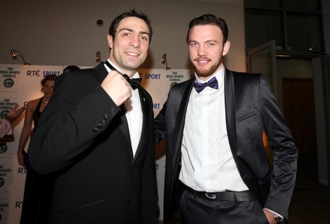 Kenny Egan and Andy Lee
