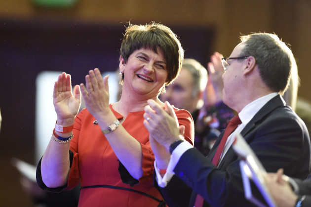 DUP conference 2017