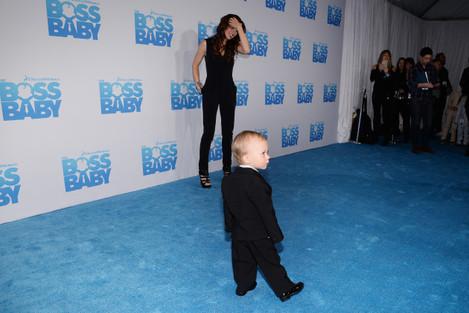 Boss Baby Premiere - New York