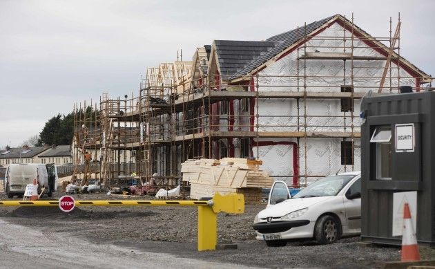 File Photo A NEW, GOVERNMENT-backed mortgage scheme for first-time buyers has been announced by Housing Minister Eoghan Murphy. Aimed at prospective homeowners who don't qualify for social housing, the mortgages available can be used to buy a house valu