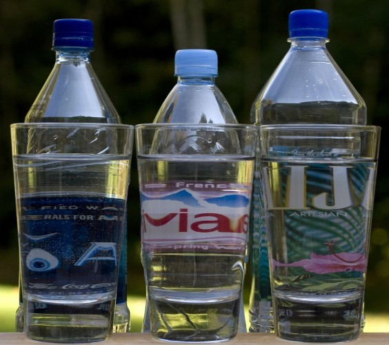 The burning question*: Bottled water or tap? · The Daily Edge