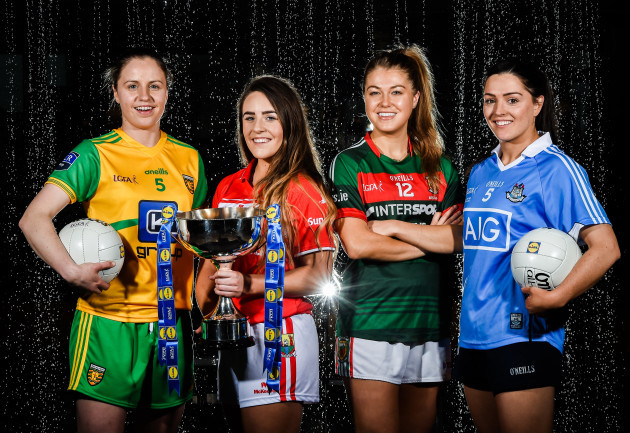Launch of 2018 Lidl Ladies National Leagues