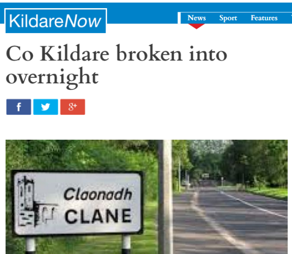 co kildare
