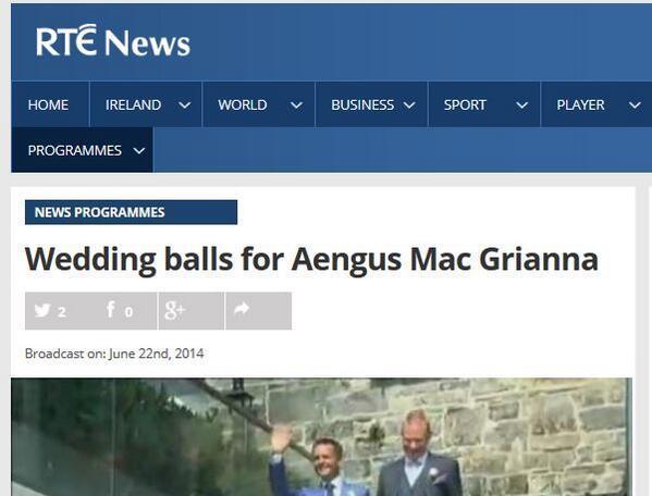wedding balls