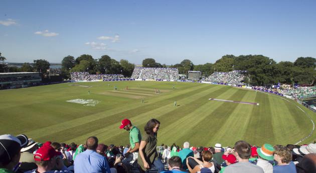 Cricket - One Day International - Ireland v England - The Village