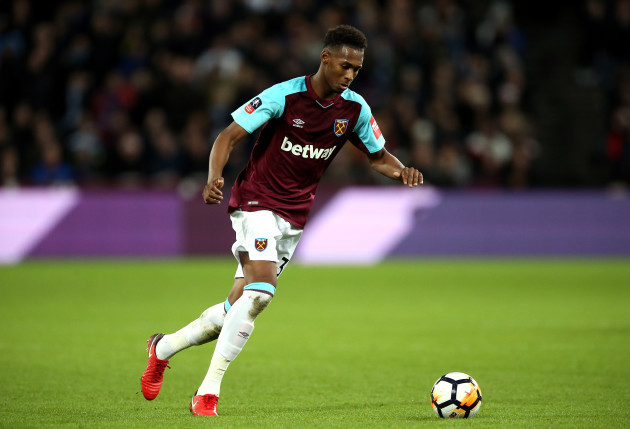 West Ham United v Shrewsbury Town - FA Cup Replay - London Stadium