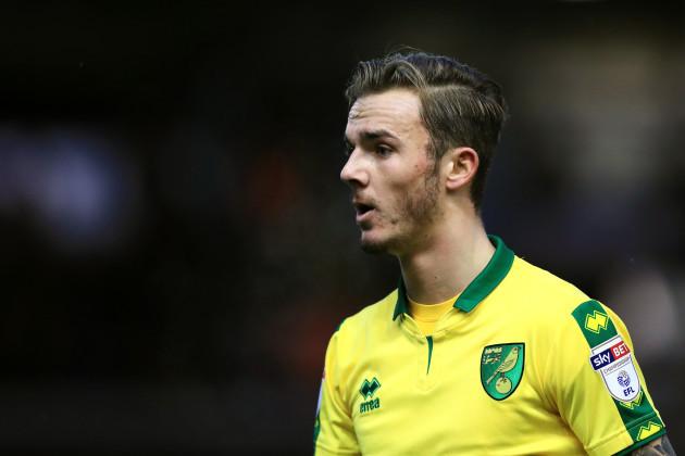 Birmingham City v Norwich City - Sky Bet Championship - St Andrew's