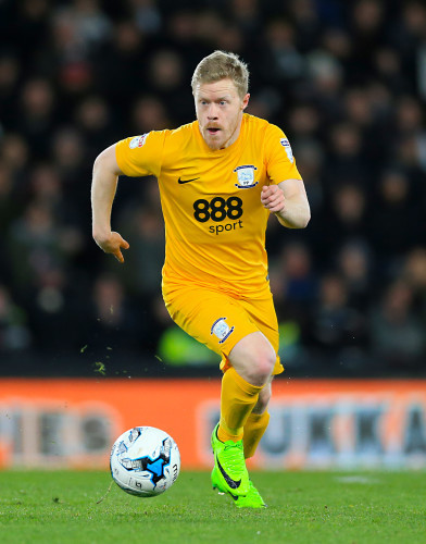 Derby County v Preston North End - Sky Bet Championship - Pride Park Stadium
