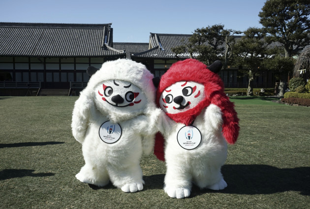 Japan Rugby World Cup 2019 Mascot