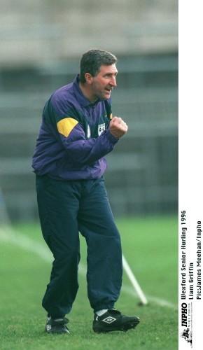 Liam Griffin Wexford Senior Hurling 1996