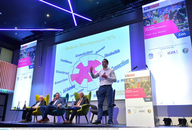 GAA Games Development Conference - Day 1