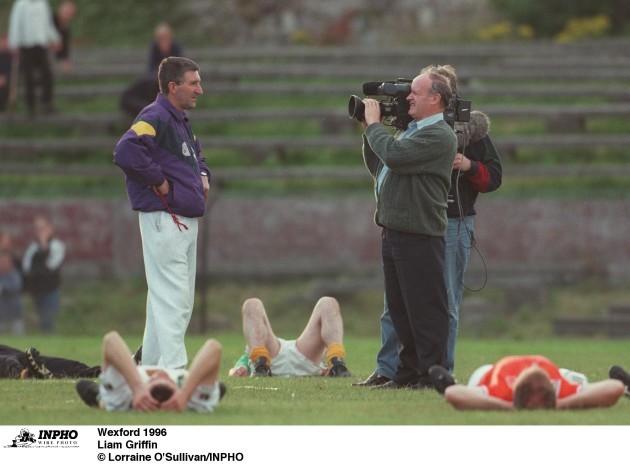 Liam Griffin Wexford 1996