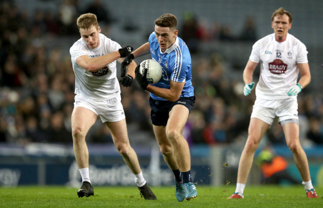 Brian Fenton and Luke Flynn